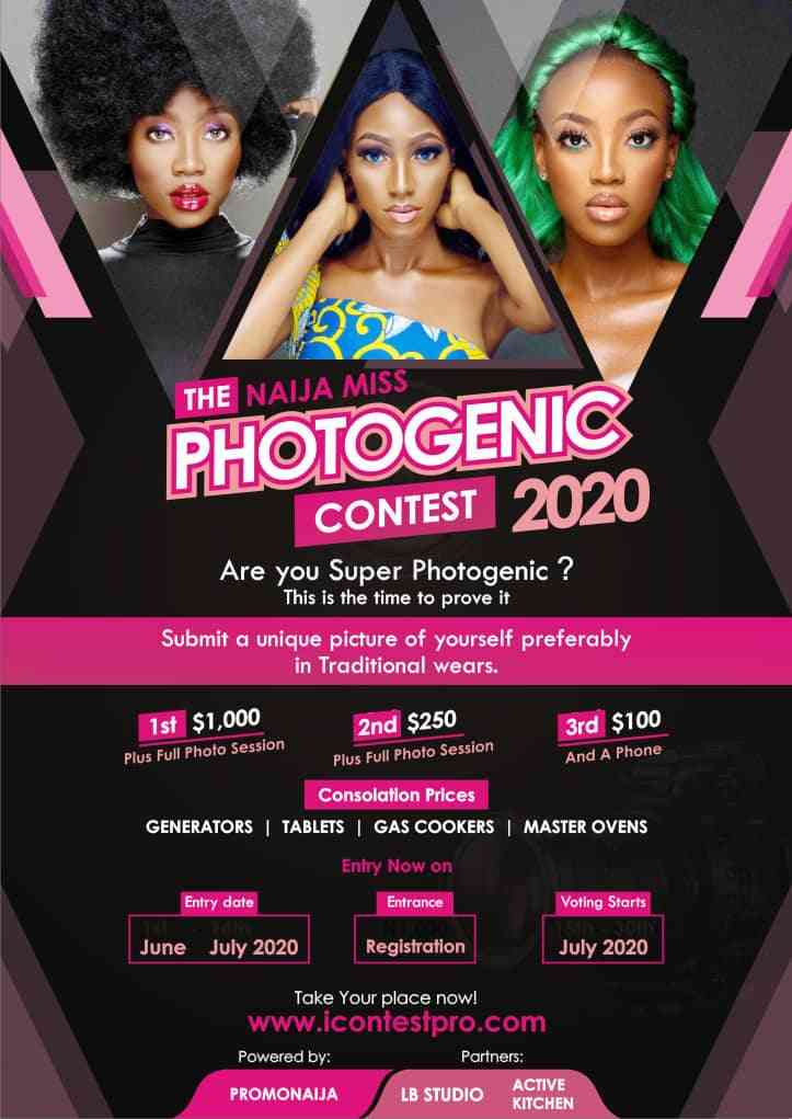 MOST PHOTOGENIC CONTEST