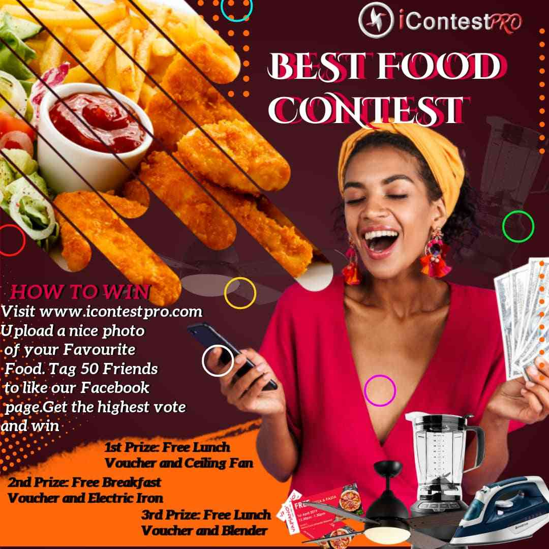 Best Food Contest
