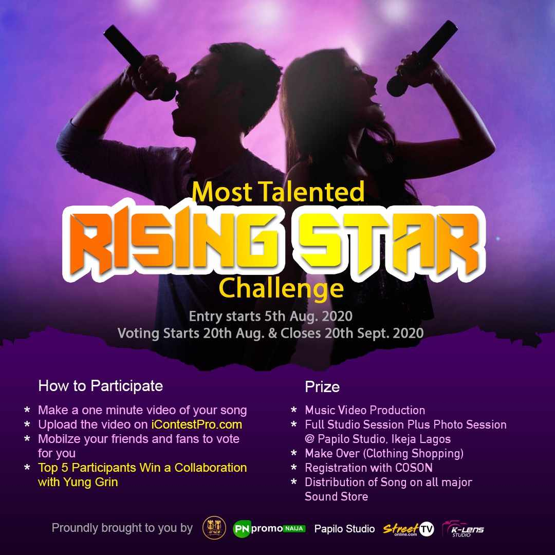 Most Talented Rising Star
