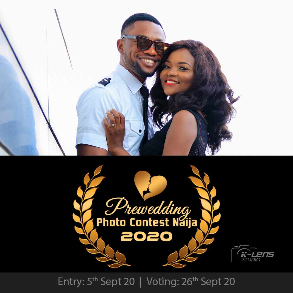 Prewedding Photo Contest Naija 2020